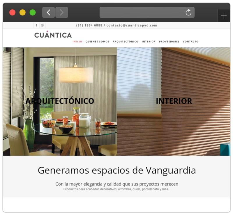 Web Monterrey